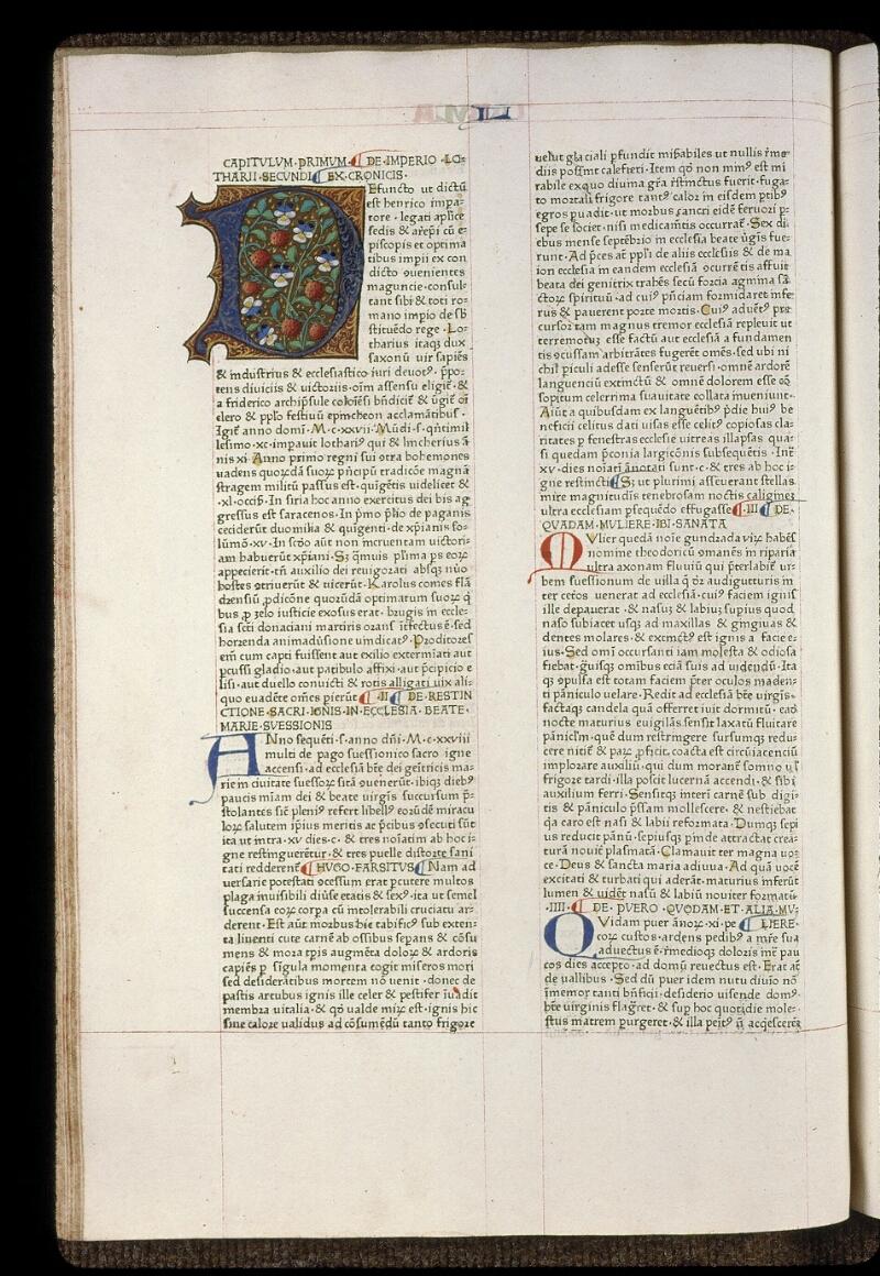 Angers, Bibl. mun., B 3258, t. IV, f. 080v - vue 1