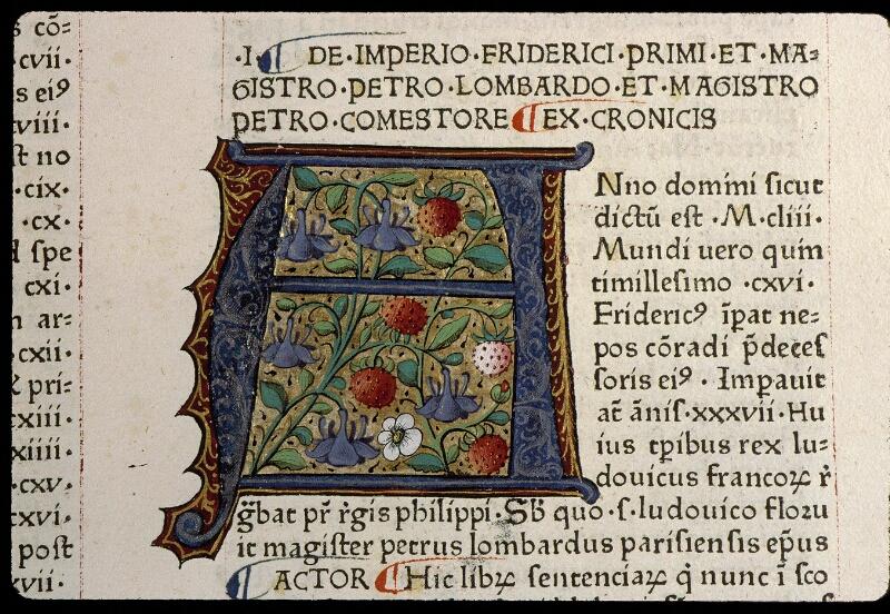 Angers, Bibl. mun., B 3258, t. IV, f. 131 - vue 2