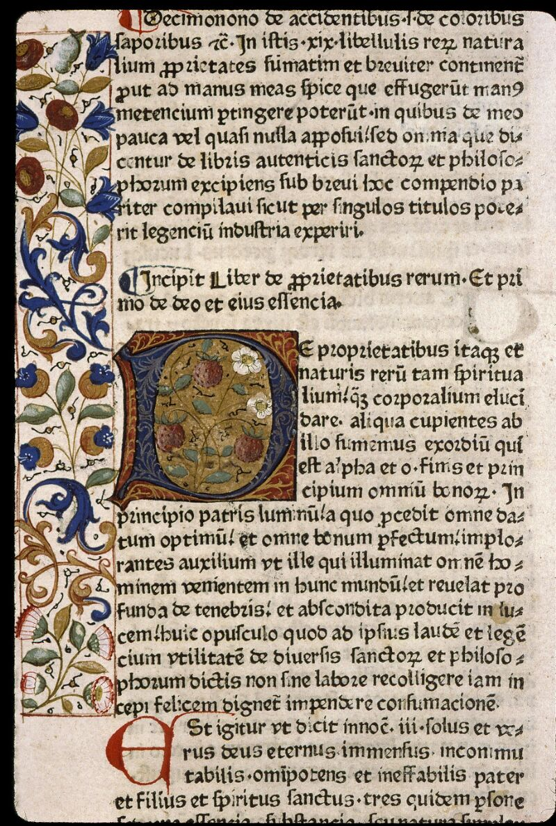 Angers, Bibl. mun., B 3261, f. 001 - vue 4
