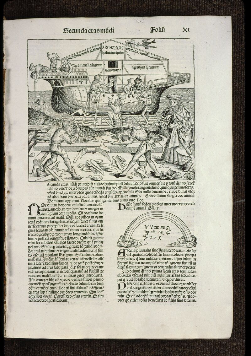 Angers, Bibl. mun., H 0697, f. 011