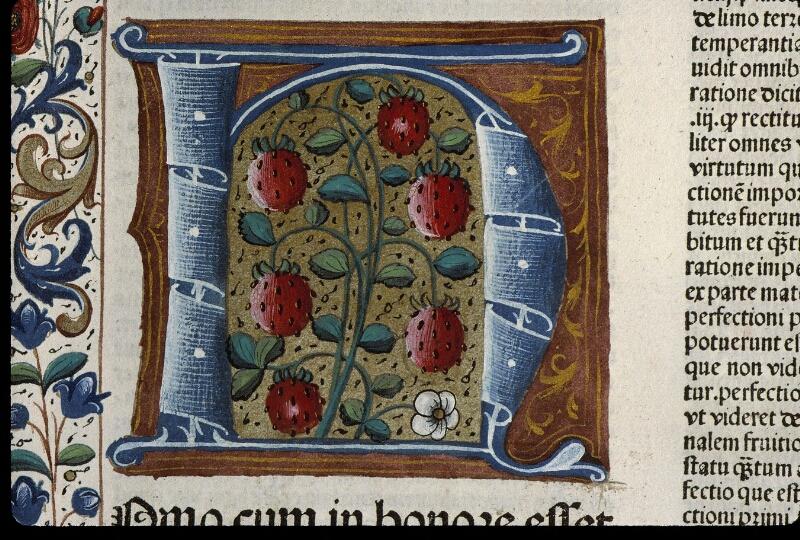 Angers, Bibl. mun., H 0724, t. I, A f. 001 - vue 3