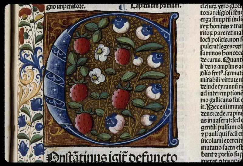 Angers, Bibl. mun., H 0724, t. I, B f. 001 - vue 2