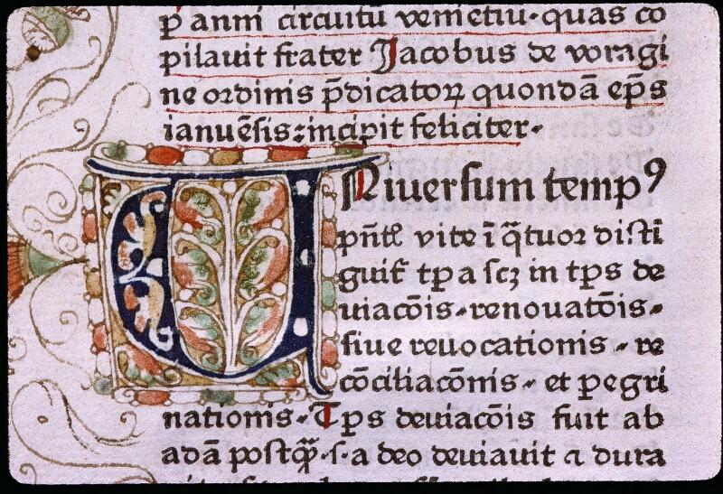 Angers, Bibl. mun., H 2959, f. 001 - vue 3