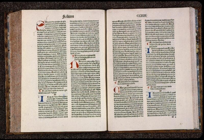 Angers, Bibl. mun., H 3024, f. 203v-204