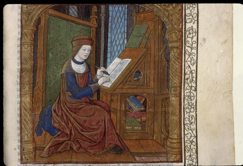 Angers, Bibl. mun., SA 3390, f. 002 - vue 2