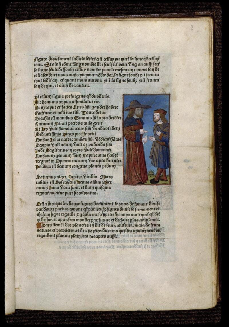 Angers, Bibl. mun., SA 3390, f. 008 - vue 1