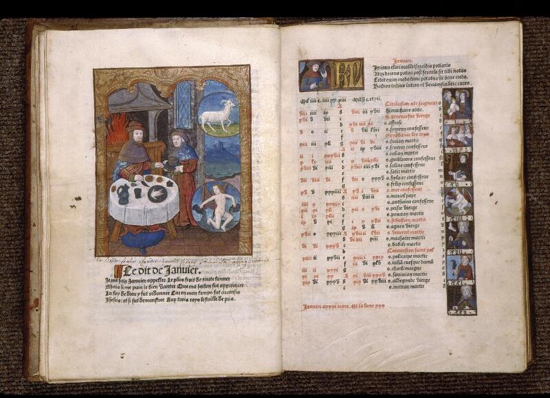 Angers, Bibl. mun., SA 3390, f. 008v-009