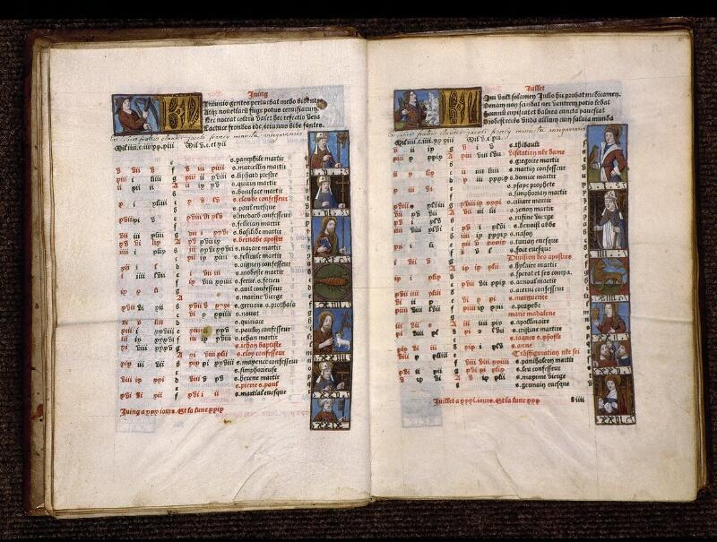 Angers, Bibl. mun., SA 3390, f. 011v-012