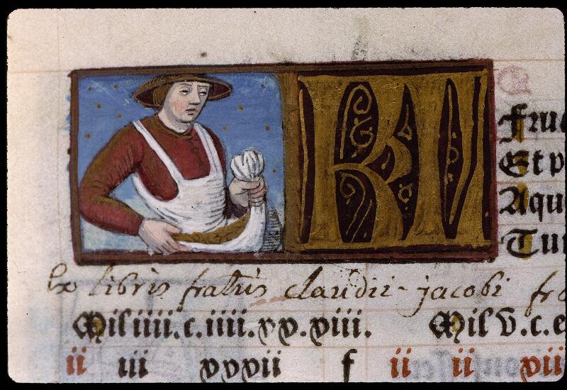 Angers, Bibl. mun., SA 3390, f. 013 - vue 1