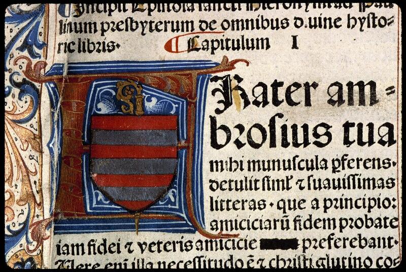 Angers, Bibl. mun., T 0099, p. 001 - vue 3