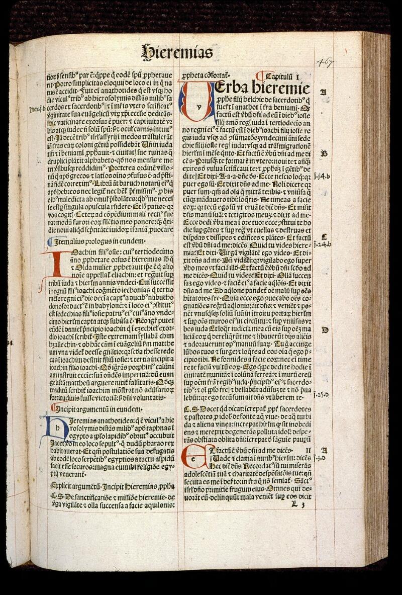 Angers, Bibl. mun., T 0099, p. 467
