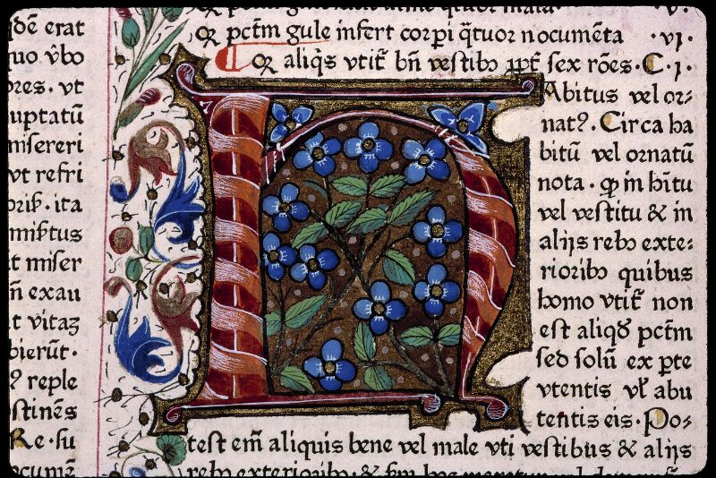 Angers, Bibl. mun., T 0718, t. I, f. 098v - vue 2