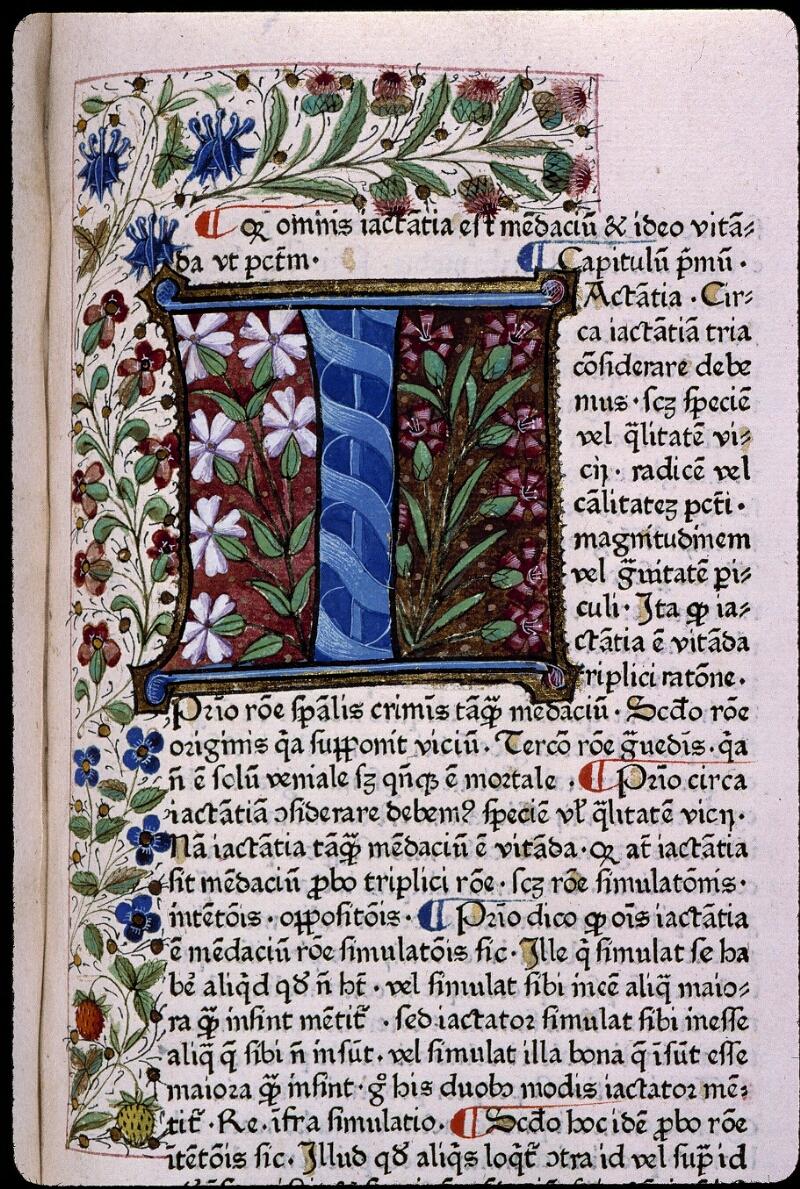 Angers, Bibl. mun., T 0718, t. I, f. 109