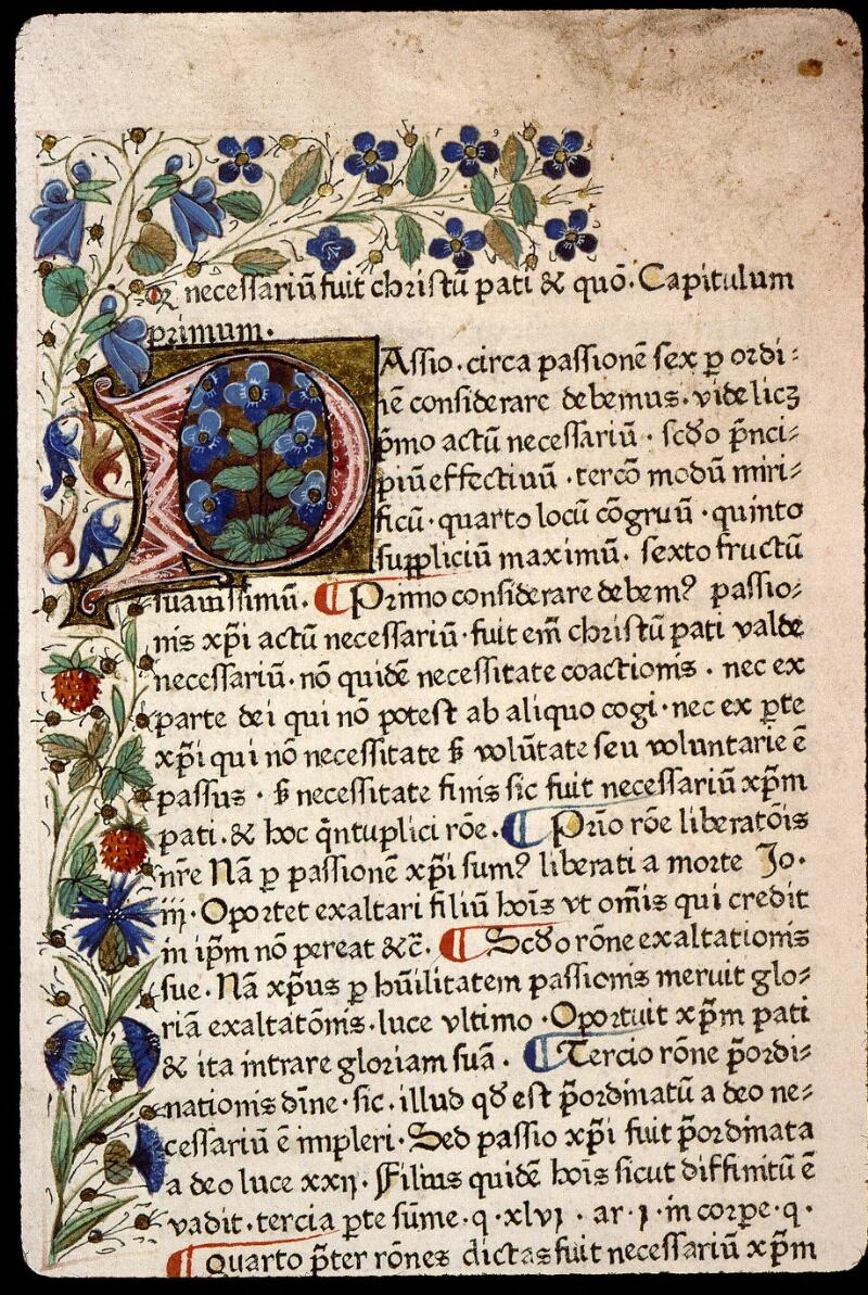 Angers, Bibl. mun., T 0718, t. II, f. 001 - vue 3