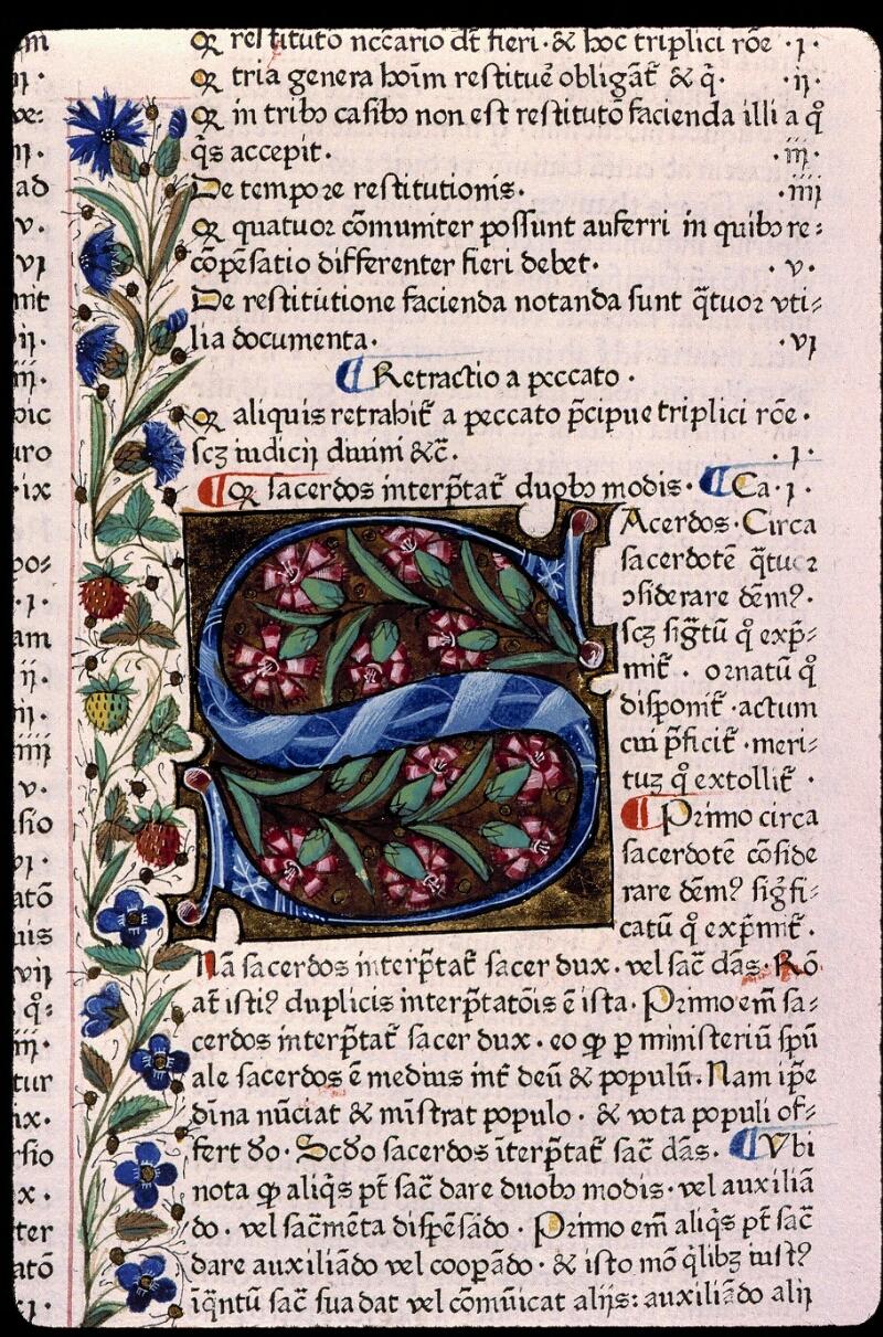 Angers, Bibl. mun., T 0718, t. II, f. 160 - vue 2
