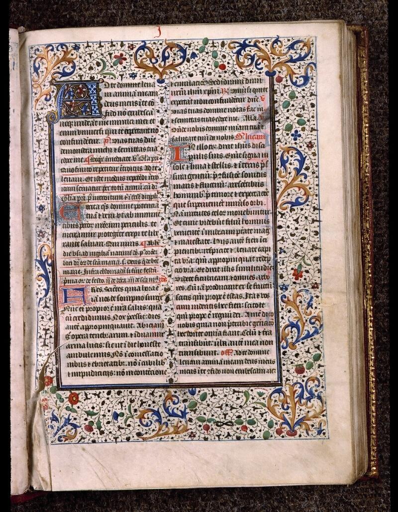 Angers, Bibl. univ. cath., ms. non coté [1], f. 001