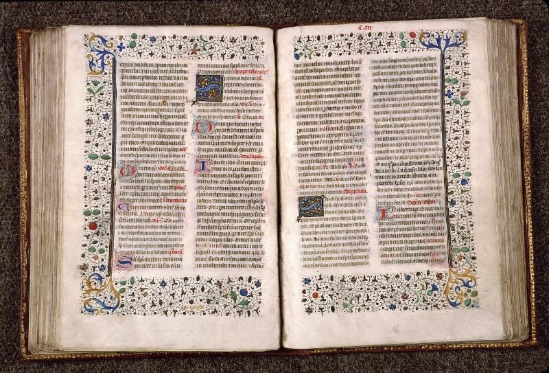Angers, Bibl. univ. cath., ms. non coté [1], f. 111v-112