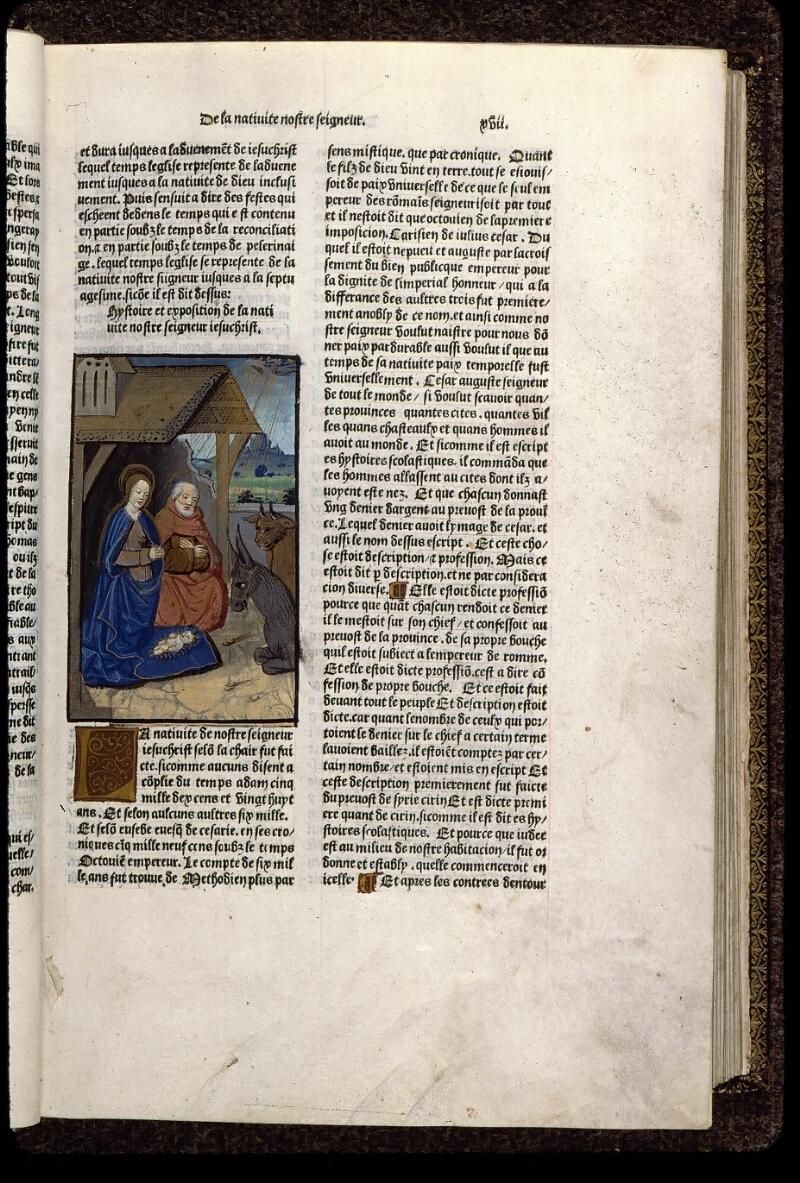 Angers, Bibl. univ. cath., inc. non coté [1], f. 017 - vue 1
