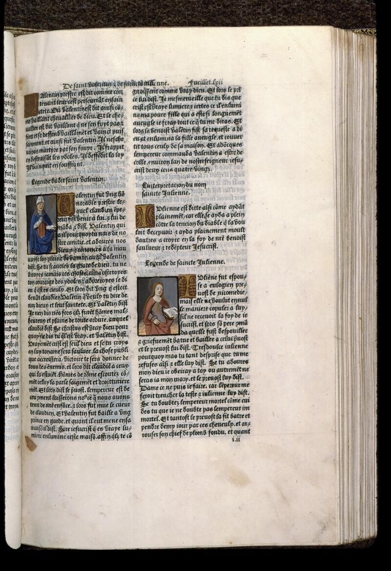 Angers, Bibl. univ. cath., inc. non coté [1], f. 062 - vue 1