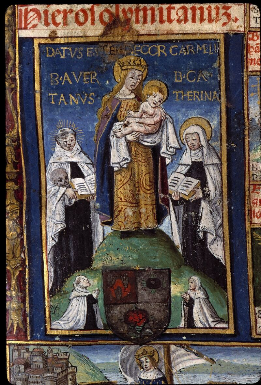 Angers, Bibl. univ. cath., impr. non coté [1], f. 001 - vue 3