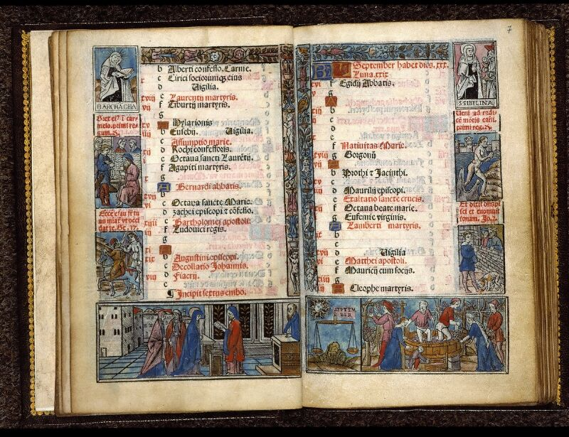 Angers, Bibl. univ. cath., impr. non coté [1], f. 006v-007