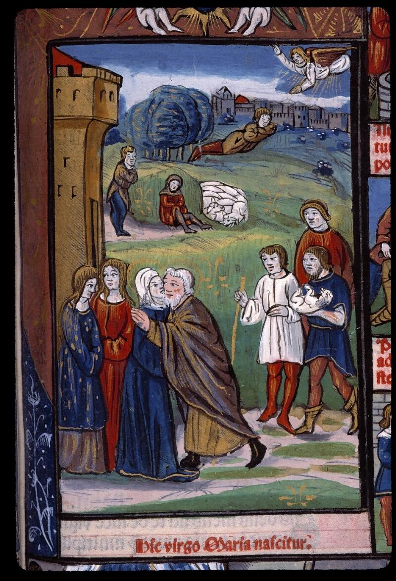 Angers, Bibl. univ. cath., impr. non coté [1], f. 024 - vue 1
