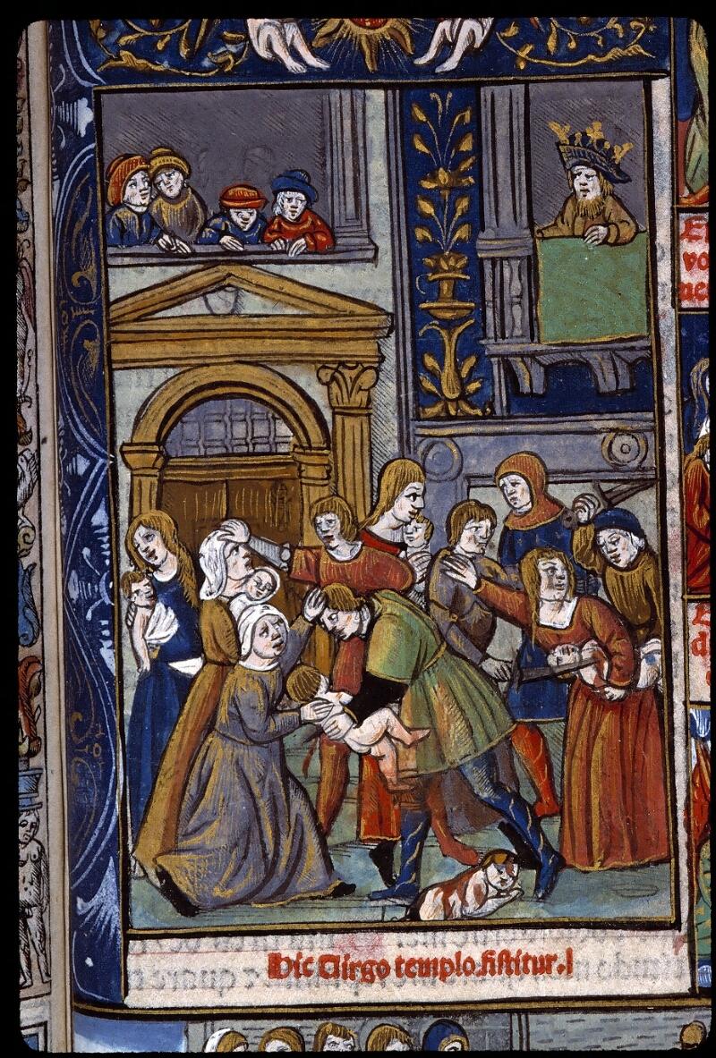 Angers, Bibl. univ. cath., impr. non coté [1], f. 039 - vue 1