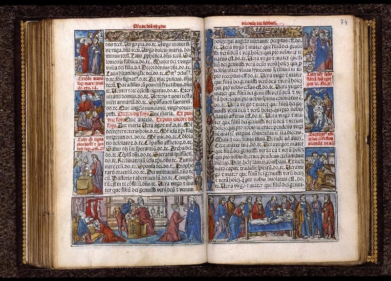 Angers, Bibl. univ. cath., impr. non coté [1], f. 073v-074