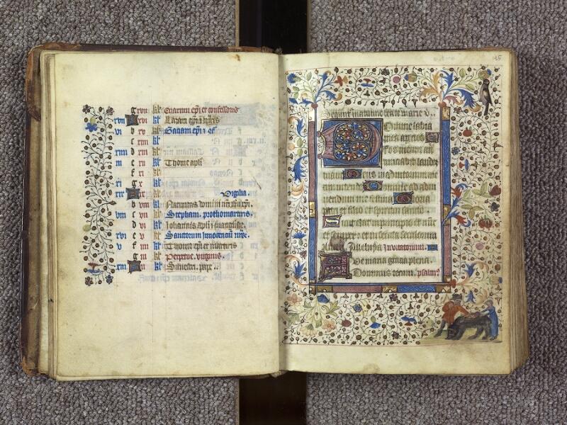 ANGERS, Bibliothèque municipale, 2104, f. 014v - 015