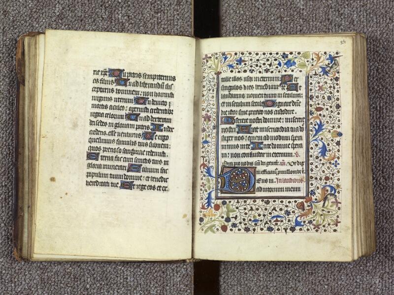 ANGERS, Bibliothèque municipale, 2104, f. 023v - 024