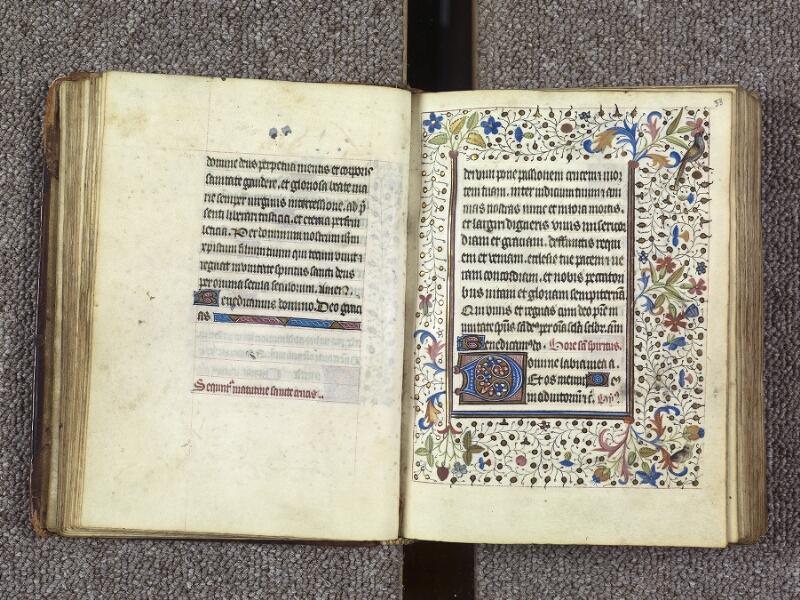 ANGERS, Bibliothèque municipale, 2104, f. 032v - 033
