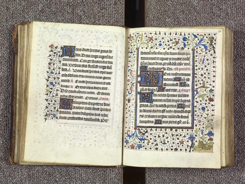 ANGERS, Bibliothèque municipale, 2104, f. 033v - 034