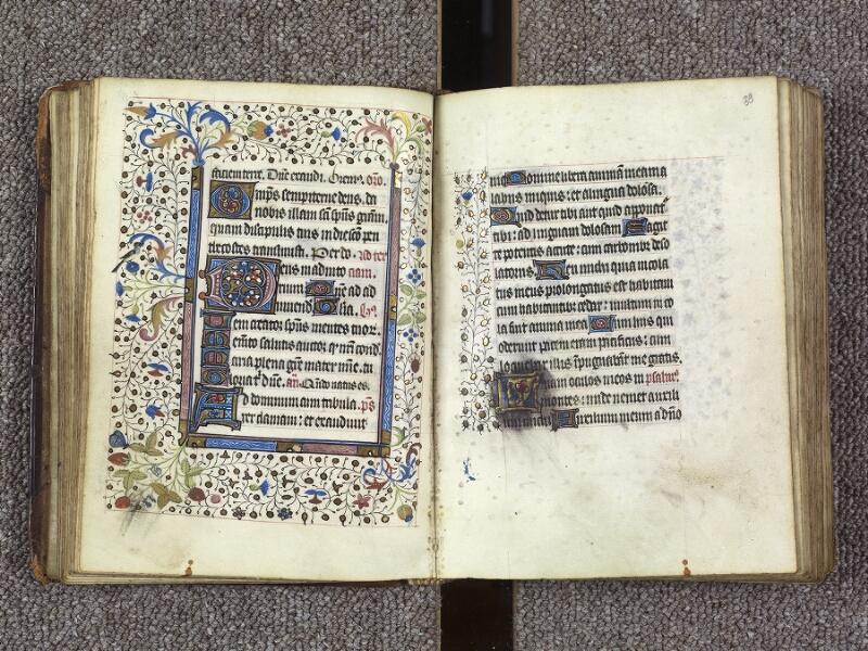 ANGERS, Bibliothèque municipale, 2104, f. 038v - 039
