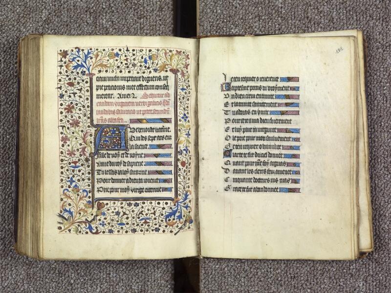 ANGERS, Bibliothèque municipale, 2104, f. 120v - 121
