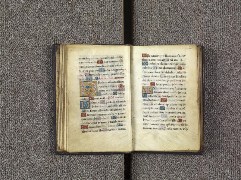 ANGERS, Bibliothèque municipale, 2111, f. 022v - 023