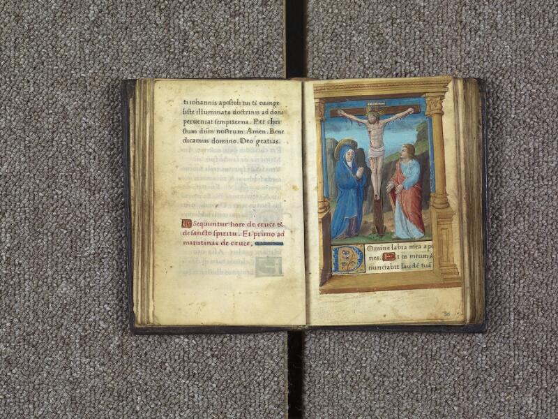 ANGERS, Bibliothèque municipale, 2111, f. 029v - 030