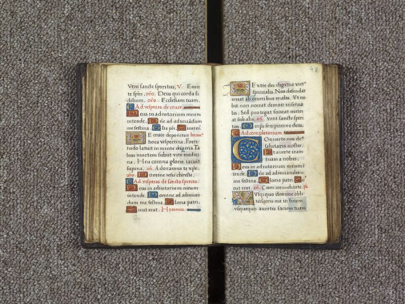 ANGERS, Bibliothèque municipale, 2111, f. 047v - 048