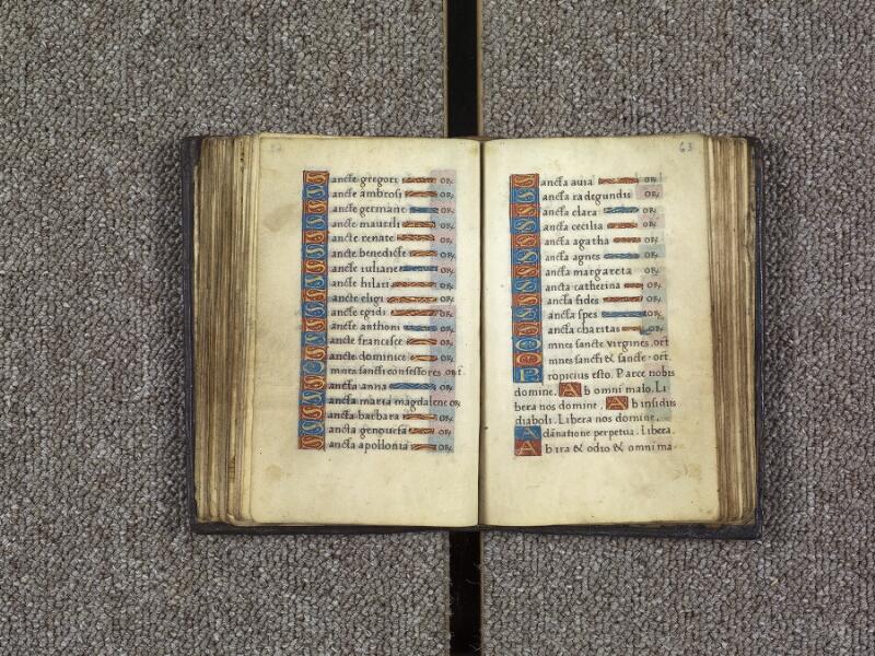 ANGERS, Bibliothèque municipale, 2111, f. 062v - 063
