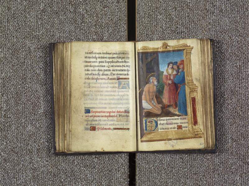 ANGERS, Bibliothèque municipale, 2111, f. 067v - 068