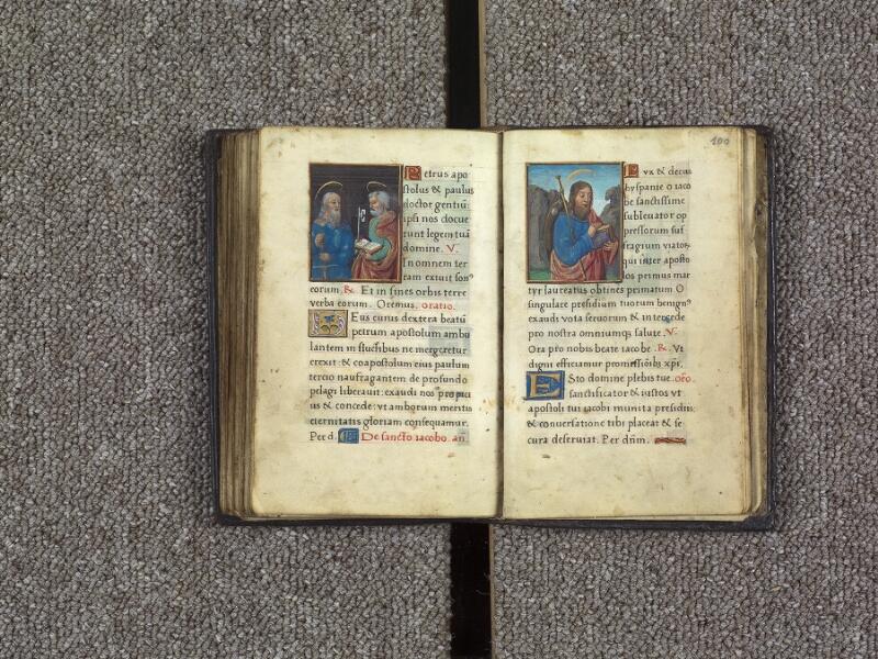 ANGERS, Bibliothèque municipale, 2111, f. 099v - 100
