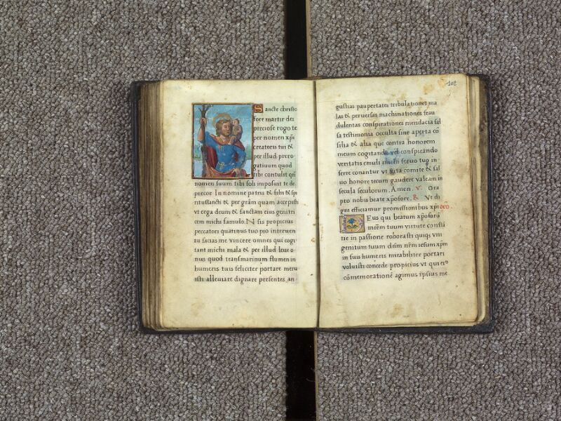ANGERS, Bibliothèque municipale, 2111, f. 101v - 102