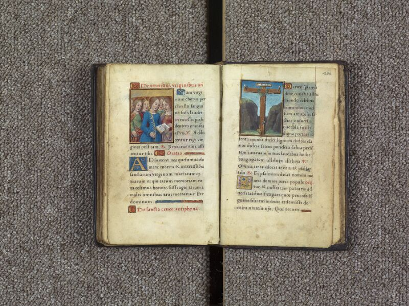 ANGERS, Bibliothèque municipale, 2111, f. 105v - 106