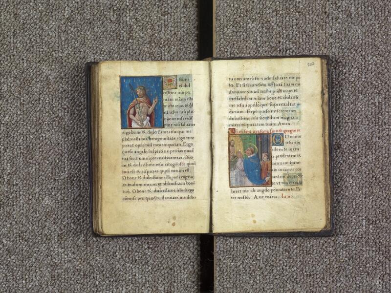 ANGERS, Bibliothèque municipale, 2111, f. 106v - 107