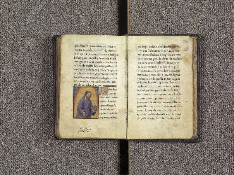 ANGERS, Bibliothèque municipale, 2111, f. 109v - 110