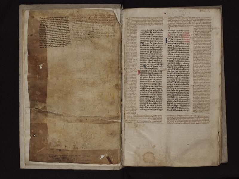ARRAS, Bibliothèque municipale, 0009 (0802), f. 001v - 002r