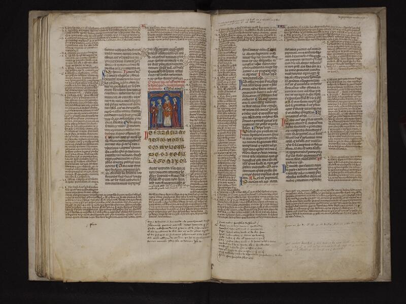 ARRAS, Bibliothèque municipale, 0009 (0802), f. 109v - 110r