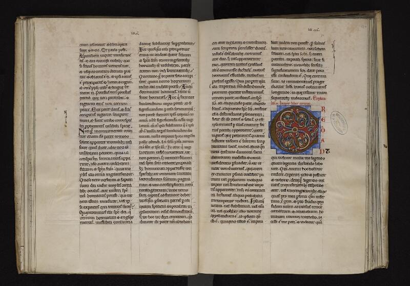 ARRAS, Bibliothèque municipale, 0036 (0825), f. 019v - 020r