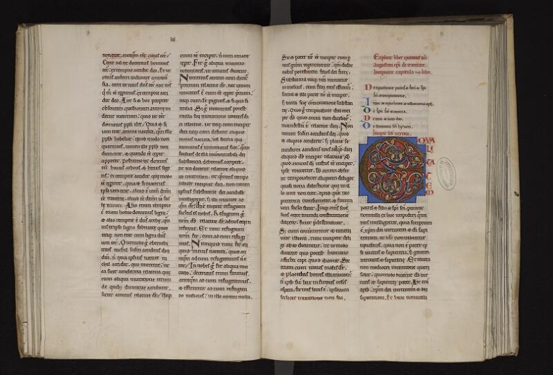 ARRAS, Bibliothèque municipale, 0036 (0825), f. 025v - 026r