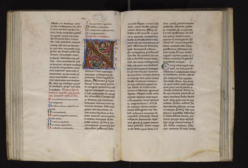 ARRAS, Bibliothèque municipale, 0036 (0825), f. 043v - 044r