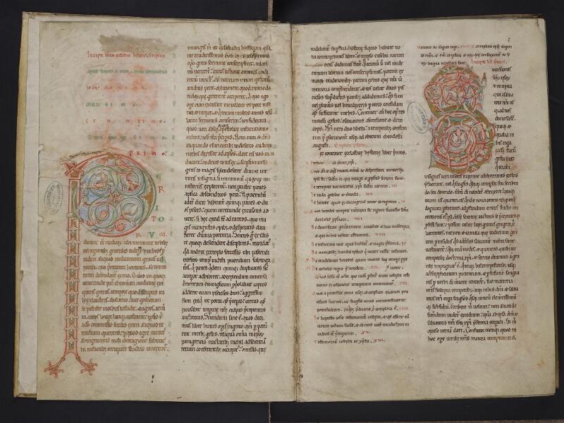 ARRAS, Bibliothèque municipale, 0045 (0835), f.  001v - 002r